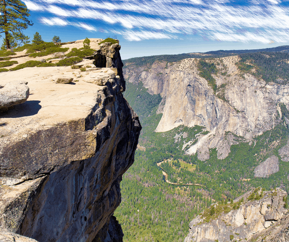Mesmerizing Views from Taft Point